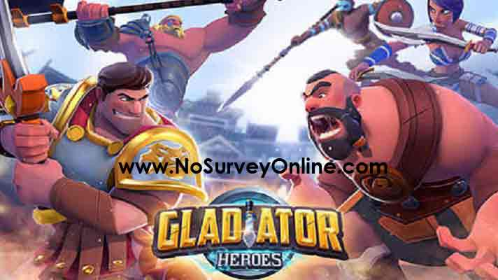 Gladiator Heroes Hack No Survey No Human Verification