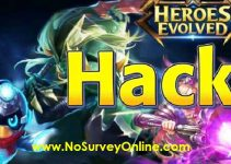 Heroes Evolved Hack No Survey No Human Verification