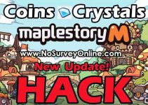 Maplestory M Hack Free Unlimited Crystals