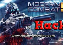 Modern Combat 5 Hack No Survey No Human Verification