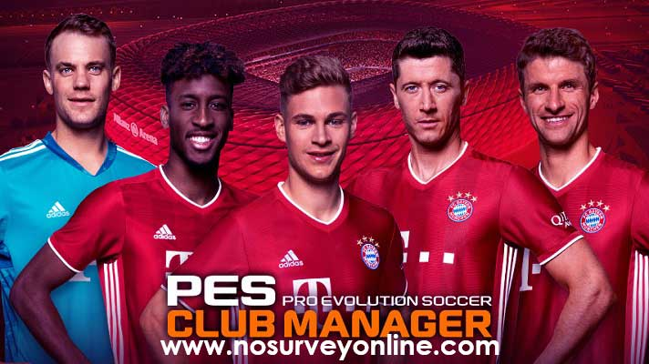 PES Club Manager Hack