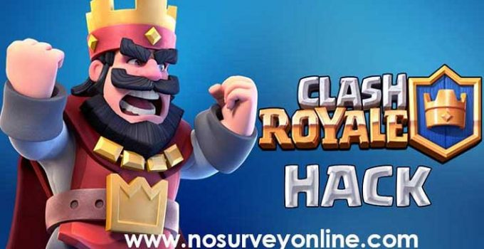 CLASH ROYALE HACK NO SURVEY NO HUMAN VERIFICATION