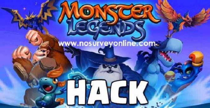 Monster Legends Hack No Survey No Human Verification